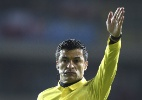 Sandro Meira Ricci será o 1º árbitro de vídeo da história da Libertadores - juan Mabromata/AFP