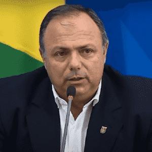 Pazuello deixou de ser secretário-executivo da pasta para assumir como ministro interino - Reprodução/YouTube