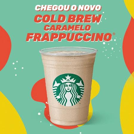 Starbucks amplia cardápio com 4 bebidas e 1 grão de café - Reprodução/Instagram