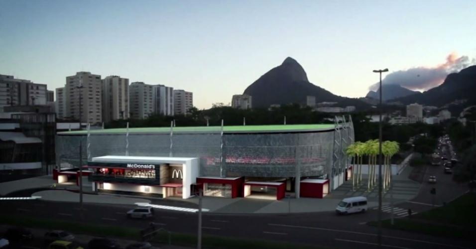 O Flamengo obteve nesta quinta-feira (12) o documento que faltava para iniciar a construção da Arena Multiuso na sede da Gávea