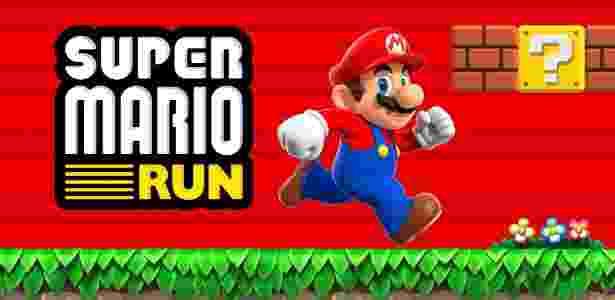 """Quer jogar """"Super Mario Run"""" no Android? Então é melhor esperar: versões não-oficiais do game contêm vírus que roubam dados bancários - Divulgação"""