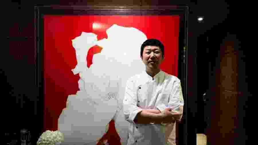 "O chef Eo Yun-gwon tem desavenças com o ""Guia Michelin"" desde 2017 - Instagram/bob.eat"