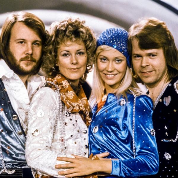 Banda ABBA, 1974