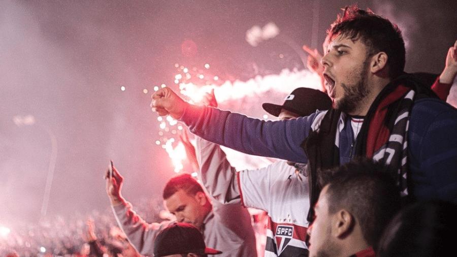 São Paulo iniciará novo projeto de sócio-torcedor entre o fim de abril e os primeiros dias de maio - Twitter/saopaulofc