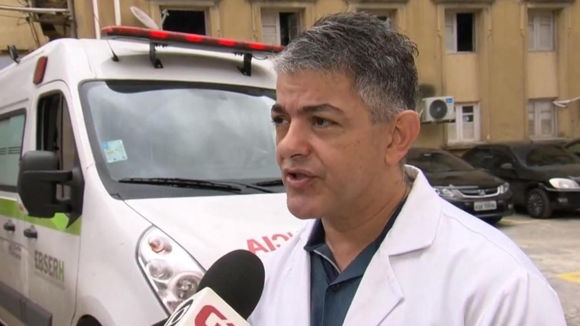 Coronavírus: Secretário do RJ diz que pandemia é hiperdimensionada ...