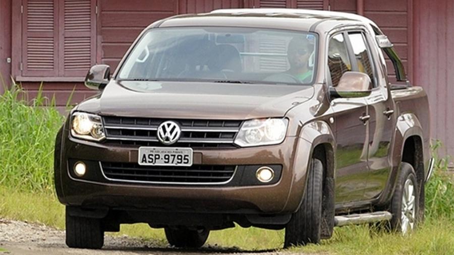 "Amarok 2011/2012 foi único modelo afetado pelo ""Dieselgate"" no Brasil - Murilo Góes/UOL"