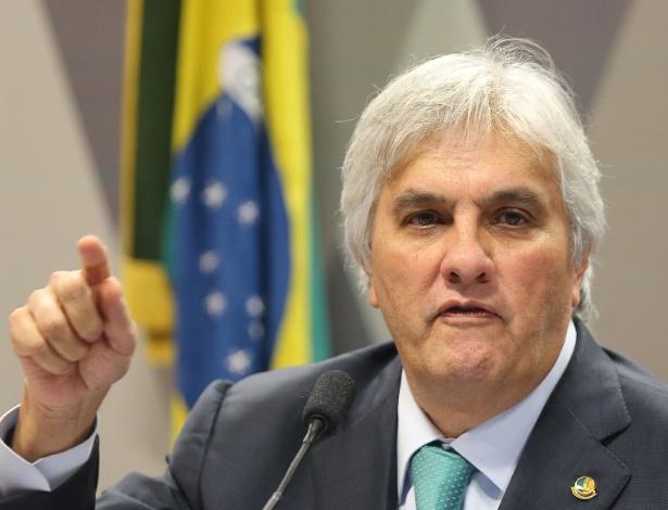 Ex-senador Delcídio Amaral