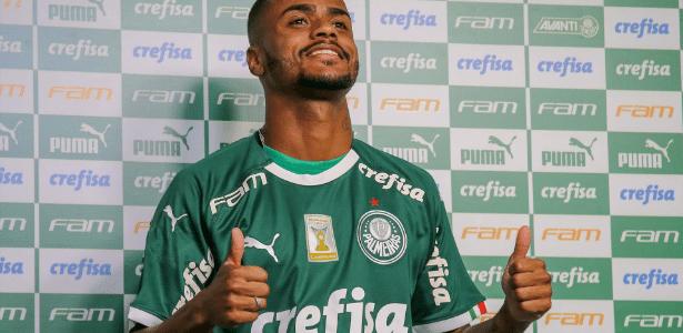 Felipe Pires é um dos seis reforços do Palmeiras para 2019 - Guilherme Rodrigues/Futura Press/Folhapress