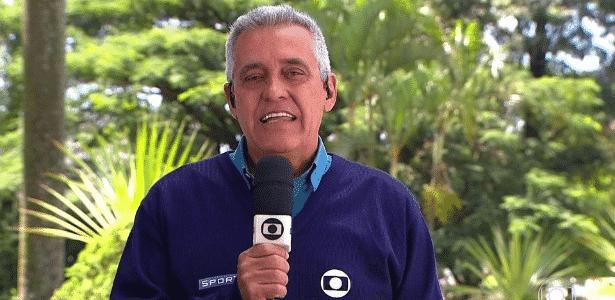 Mauro Naves foi afastado da cobertura da Globo por envolvimento no caso Neymar - Reprodução/TV Globo
