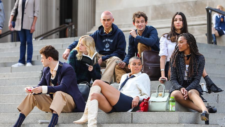 """Nova versão de """"Gossip Girl"""" - Getty Images"""