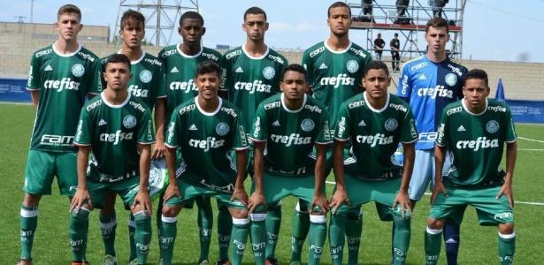 Elenco do Palmeiras que disputou o Mundial sub-17