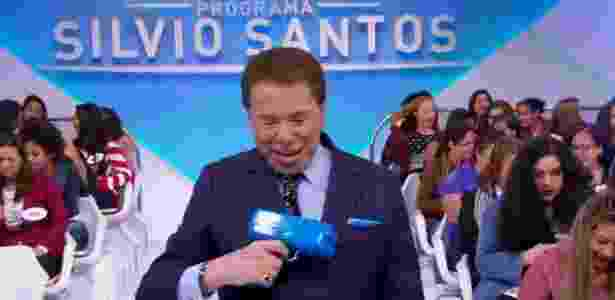 Silvio pode mexer na grade de programação das tardes do SBT, com novo programa ameno - Reprodução/SBT.com.br