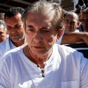 João de Deus deixa prisão - Walterson Rosa/Folhapress, PODER