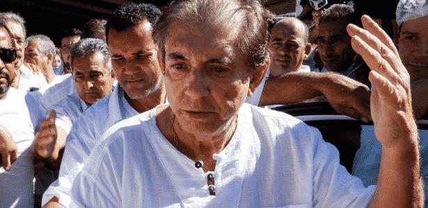 O médium João de Deus - Walterson Rosa/Folhapress, PODER