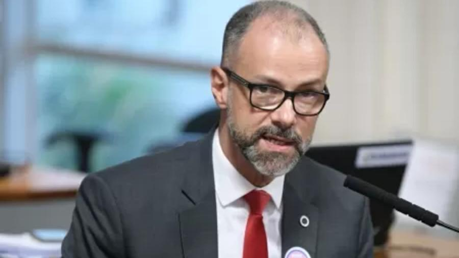 Antônio Barra Torres, presidente da Anvisa - Pedro França/Agência Senado