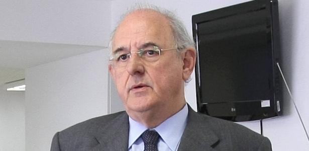 Ex-ministro do STF Nelson Jobim