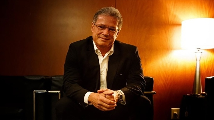 2.jul.2017 - O empresário Jacob Barata Filho, em foto de 2013 - Daniel Marenco/Folhapress