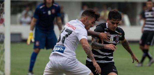 Santos receberá o Corinthians na Vila Belmiro em partida da 24ª rodada