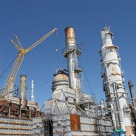 Refinaria de Pasadena - Richard Carson/Agência Petrobras