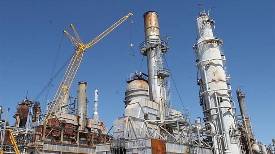 Refinaria de Pasadena, nos EUA, foi alvo de investigação na operação Lava Jato - Richard Carson/Agência Petrobras