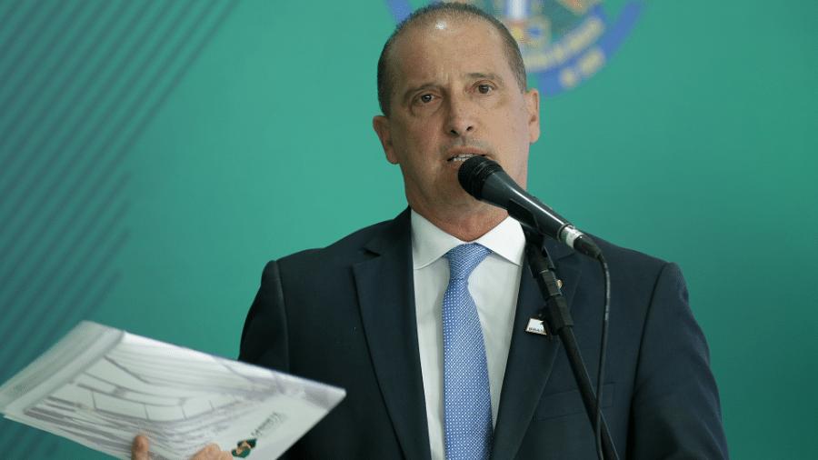 O ministro da Casa Civil, Onyx Lorenzoni - Pedro Ladeira/Folhapress, PODER