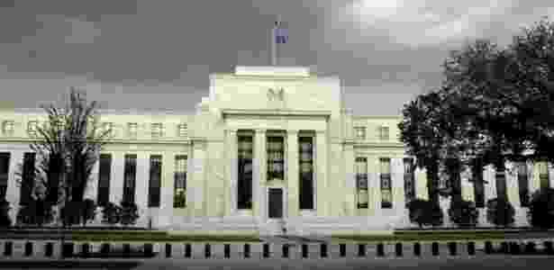 Fachada do Fed, o Banco Central dos Estados Unidos - Jim Bourg/Reuters