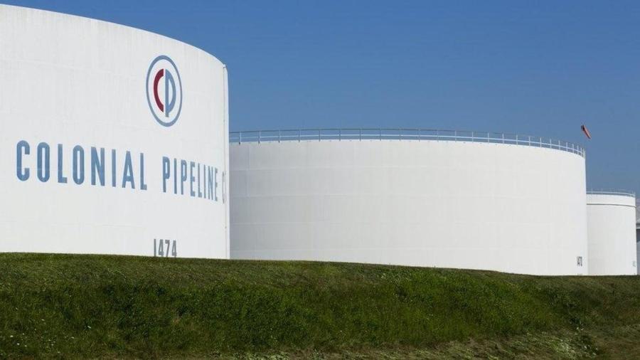 O ataque cibernético afetou uma das maiores redes de oleodutos dos EUA - Colonial Pipeline