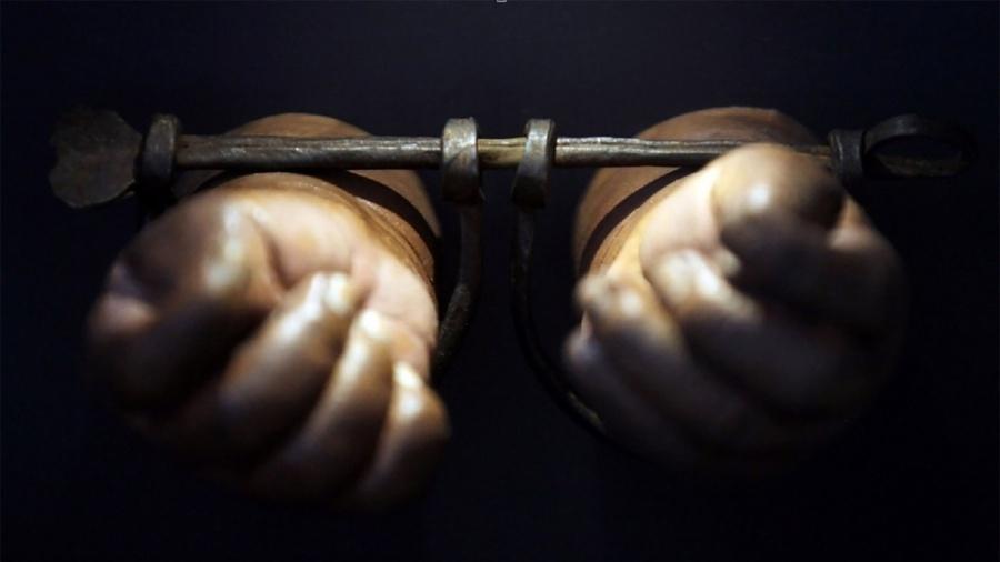 Imagem para uso em chamadas sobre trabalho escravo, escravidão, semiescravidão, trabalho forçado; midia - Mario Tama/Getty Images/AFP