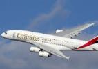 Emirates encomenda 36 Airbus A380 por US$ 16 bilhões (Foto: Divulgação)