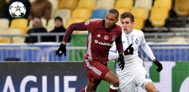 Zagueiro Marcelo deixou o Besiktas, da Turquia, e acertou com o Lyon, da França