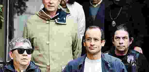 Marcelo Odebrecht está preso desde junho de 2015 - Rodolfo Burher/Reuters