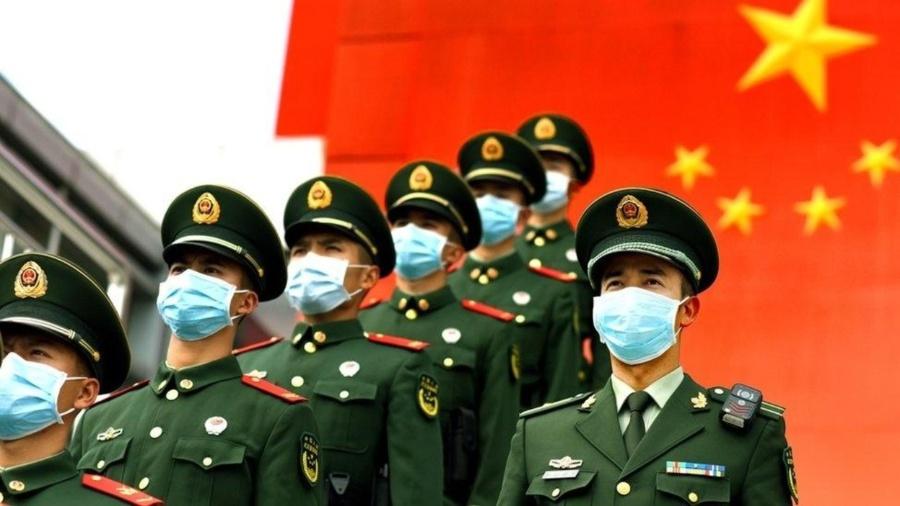 China vive onda de críticas crescente em relação à condução da crise do novo coronavírus - Getty Images