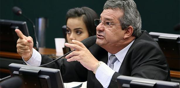 Deputado Abel Mesquita Jr, o Abel Galinha (DEM-RR), que votou pelo impeachment