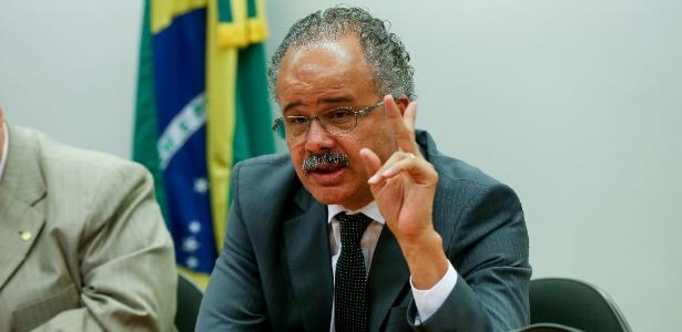 Relator da reforma política na Câmara, Vicente Cândido (PT)