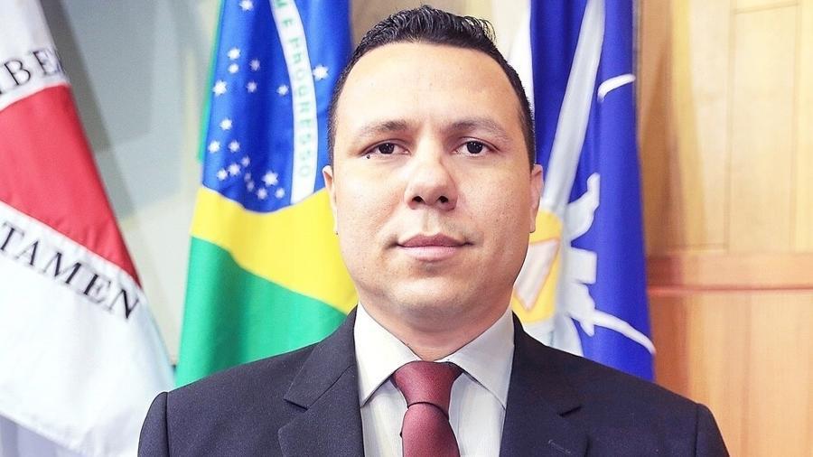 Após quase um mês internado o vereador de Uberlândia Thiarles Santos faleceu com Covid-19 deixando esposa e quatro filhos - Câmara Municipal Uberlândia