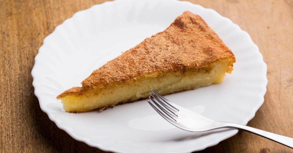 Como fazer bolo de aipim