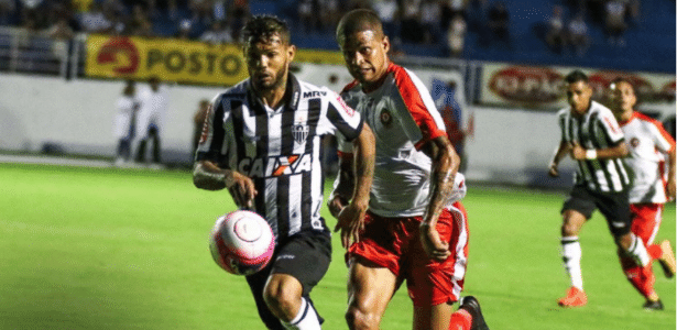 Carlos atuou em três jogos do Atlético-MG em 2018 e ainda não fez gols