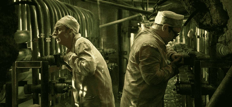 Cena da série Chernobyl, da HBO - Reprodução