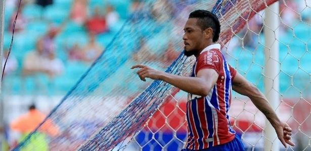 Último gol de Hernane havia sido em abril de 2017, contra o Fluminense de Feira