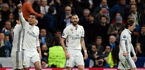Casemiro deu belo passe e ainda marcou o gol da vitória do Real Madrid no sábado