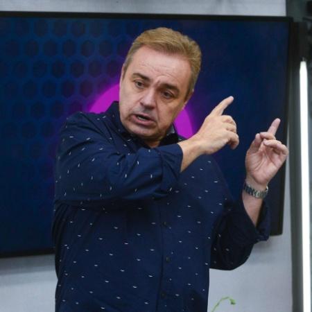Gugu Liberato usará mesmo estúdio que Luciano Huck - Francisco Cepeda/AgNews