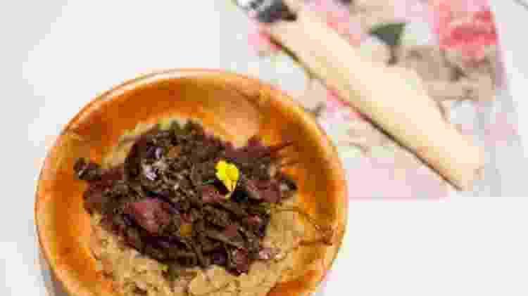 A culinária palestina é uma rica fusão das muitas culturas e impérios que se estabeleceram na região - Tessa Fox