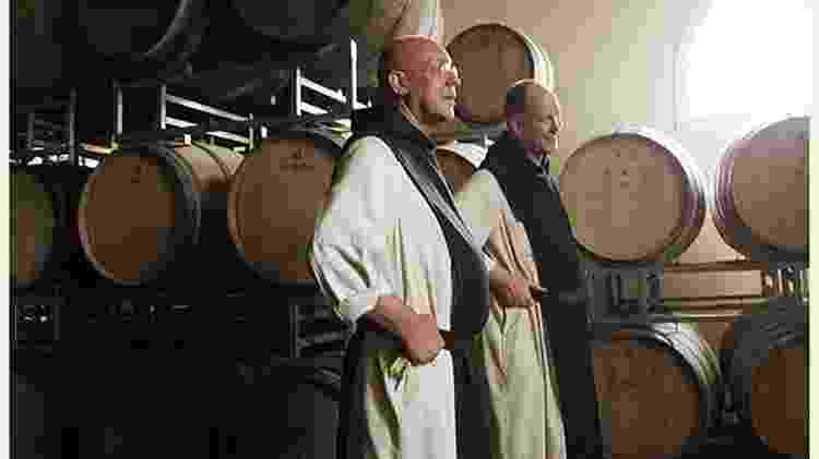 Monges que produzem a cerveja La Trappe - Divulgação/La Trappe