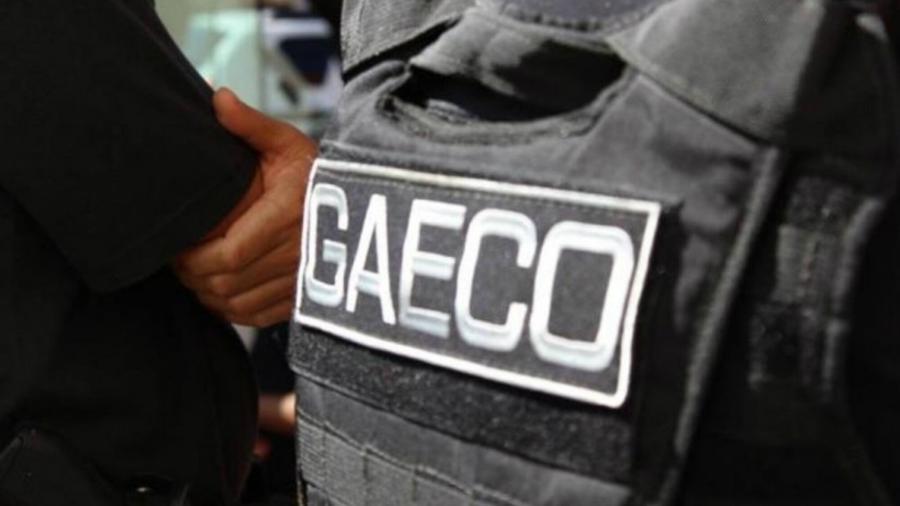 Gaeco - Divulgação/Ministério Público