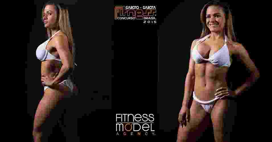 13.jul.2015 - A paulistana Amanda, 23, é personal trainer e participante do Concurso Garoto Garota Fitness Brasil 2015. A etapa final será realizada no próximo sábado (18) no Via Marques, Barra Funda, Centro de São Paulo às 20h. - DecoFerraciniPhoto / Fitness Model Agency