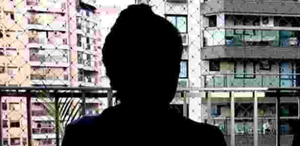 """""""Tentaram me incriminar, como se eu tivesse culpa por ser estuprada"""", disse vítima - Reprodução/TV Globo"""
