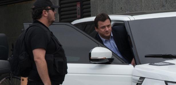 O empresário Wesley Batista está preso desde o dia 13 de setembro, em São Paulo