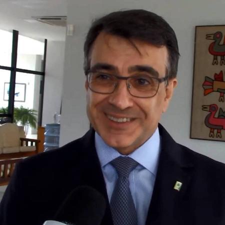 Carlos Alberto Franco França, novo ministro das Relações Exteriores do governo Bolsonaro - Reprodução TV. Planeta América Latina-13.ago.2020/Youtube