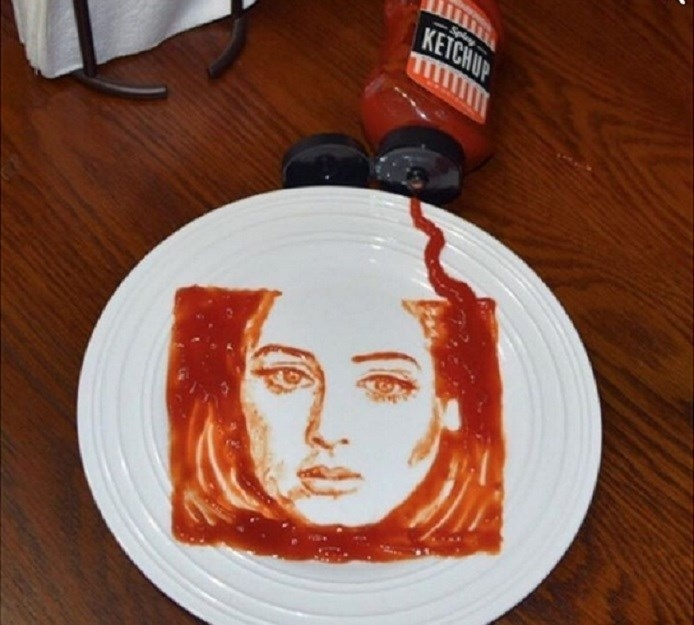 Adele com Catchup