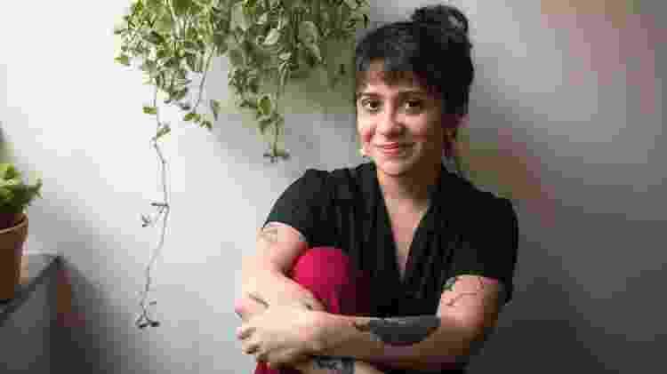 Chef Marcela Oliveira - Arquivo pessoal